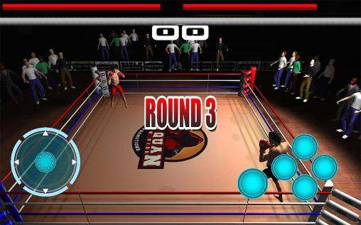 Real boxing champions: World boxing championship 2015 für Android