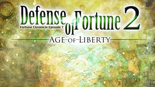 скріншот Fortune chronicle: Episode 7. Defense of fortune 2: Age of liberty