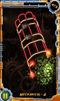 Arcade Burn the Rope Worlds for smartphone