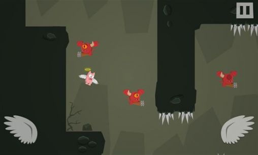 Pigs can't fly для Android