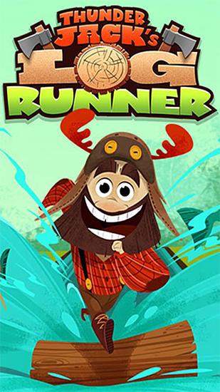 Thunder Jack's log runner icône