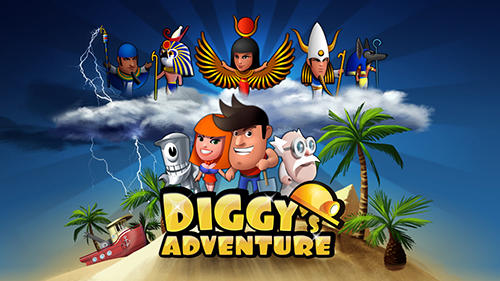 Diggy's adventure Screenshot