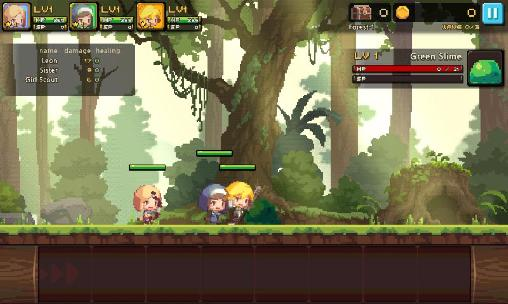 Strategische RPG-Spiele Crusaders quest auf Deutsch
