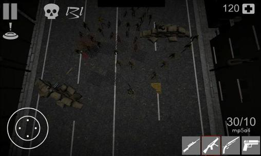 Mission dead city pour Android
