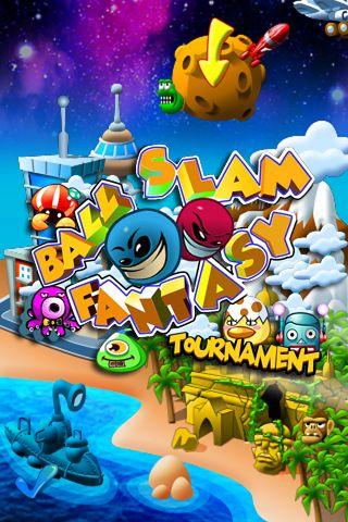 logo Ball Slam: Fantasy Turnier