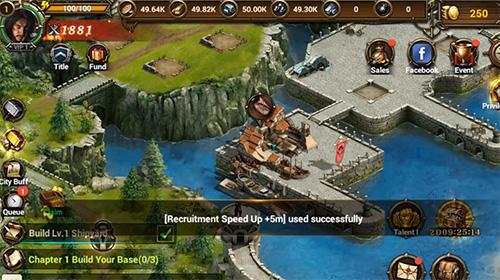 Online-Strategiespiele Legend of vikings auf Deutsch