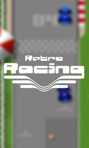 Retro racing: Premium Screenshot