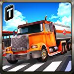 Oil transport truck 2016 Symbol