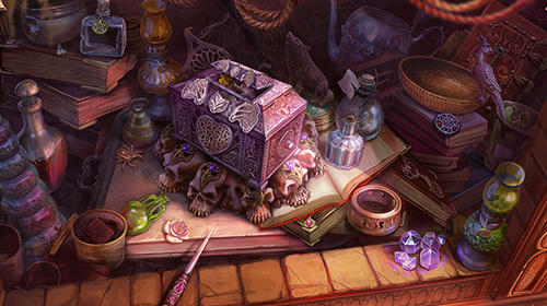 Abenteuer-Spiele Midnight calling: Arabella für das Smartphone
