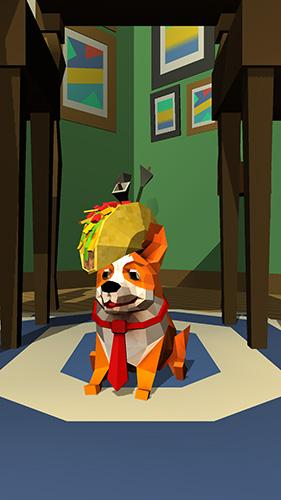 Simulator-Spiele Super doggo snack time für das Smartphone