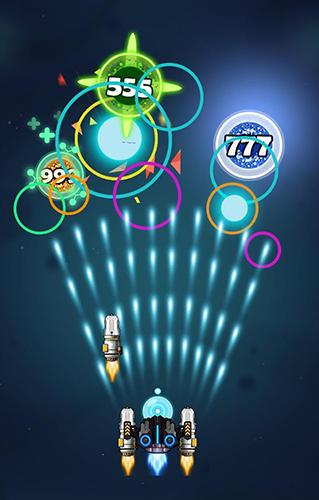 Juegos de arcade Viral hazard para teléfono inteligente
