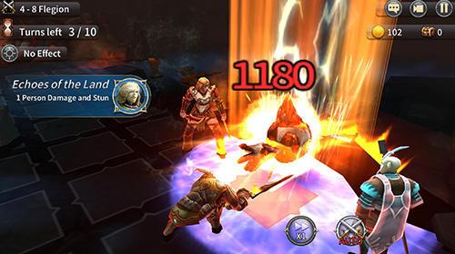 RPG Demon blaze für das Smartphone