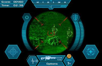 模拟:下载狙击手:官方电影游戏到您的手机