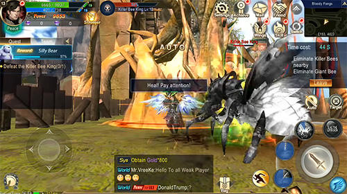 Zilant: The fantasy MMORPG für Android