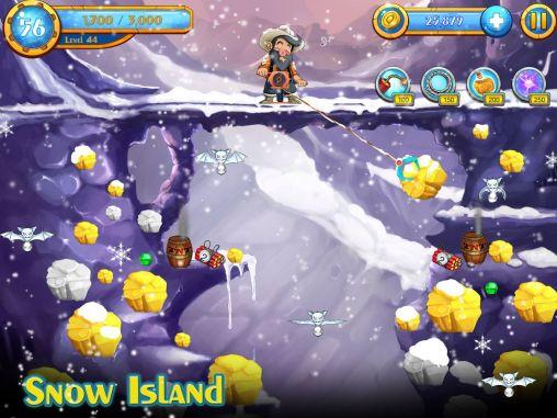 Miner island для Android