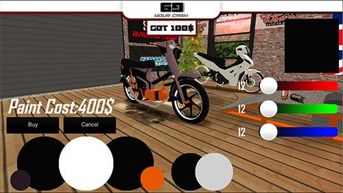 Souzasim: Drag race pour Android