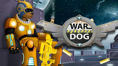 Wardog shooter: Space attack icono