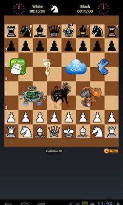 Black Knight Chess für Android