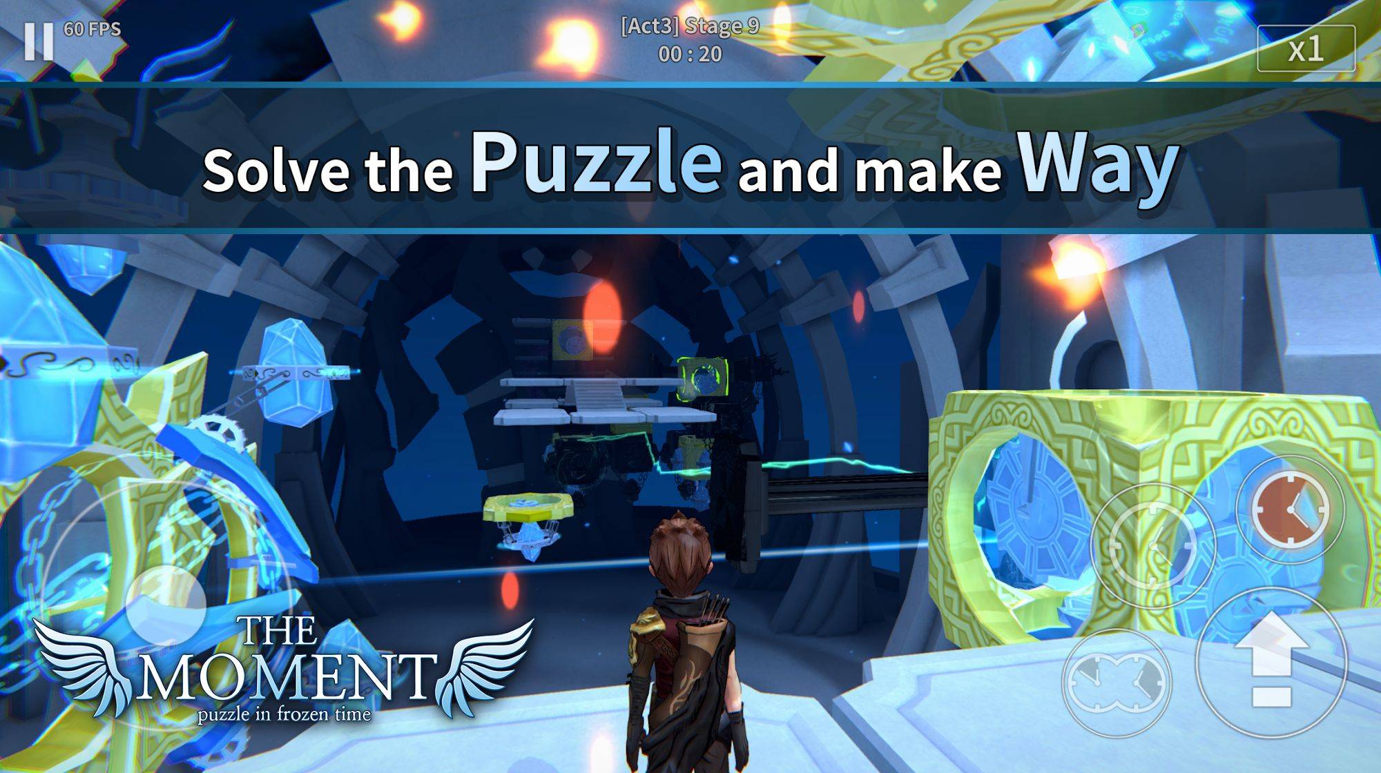 The Moment : the Temple of Time screenshot 1