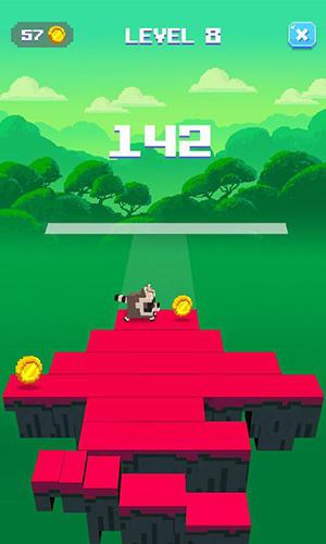 Jogos de pixel Path hopper em portugues