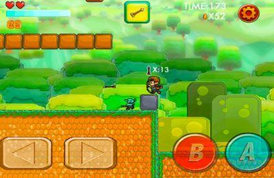 Скриншот Тяжкий меч на Айфон