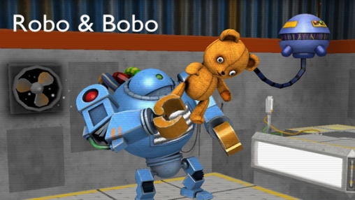 логотип Робо и Бобо