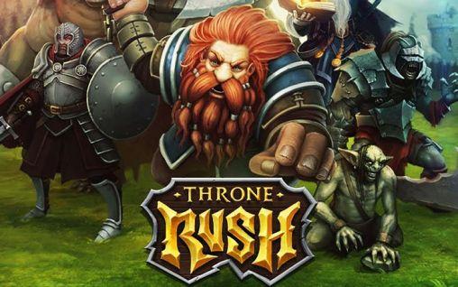 Throne rushcapturas de pantalla