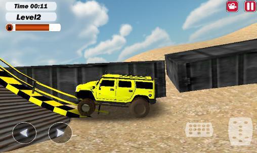 Extreme monster stunts 3D Screenshot