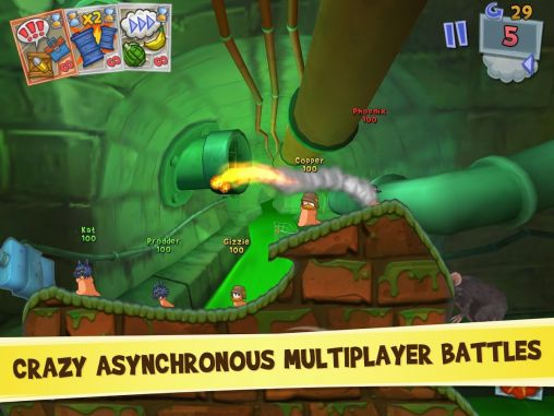 Worms 3 for Android