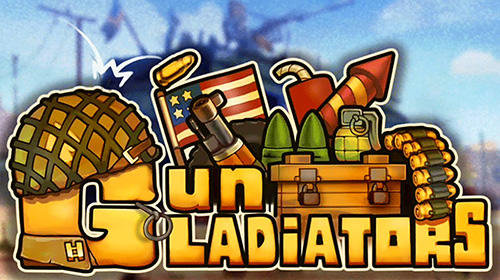 Gun gladiators: Battle royale icono