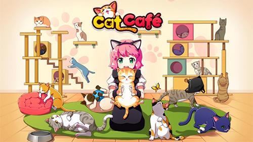 Line cat cafe Screenshot