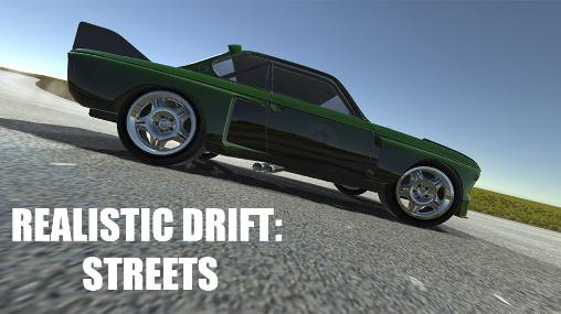Realistic drift: Streets Screenshot