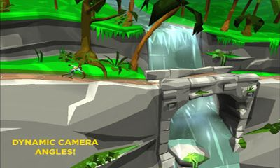 Arcade-Spiele PITFALL! für das Smartphone