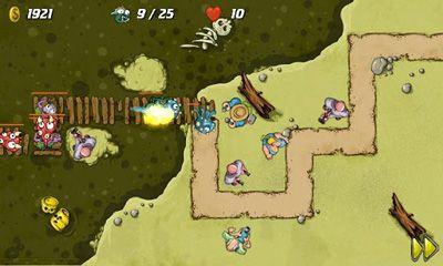 Swamp Defense скриншот 4