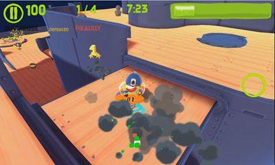 Forsaken Planet screenshot 2