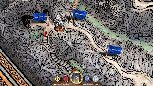 Steve Jackson's Sorcery! Part 4: The crown of kings для Android