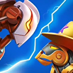 Clash of robots icono