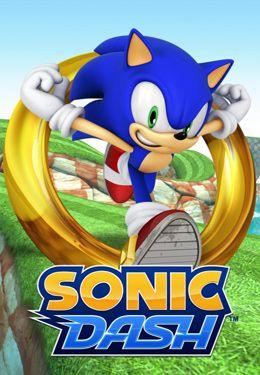 logo La carrera de Sonic
