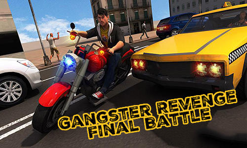 Gangster revenge: Final battle скриншот 1