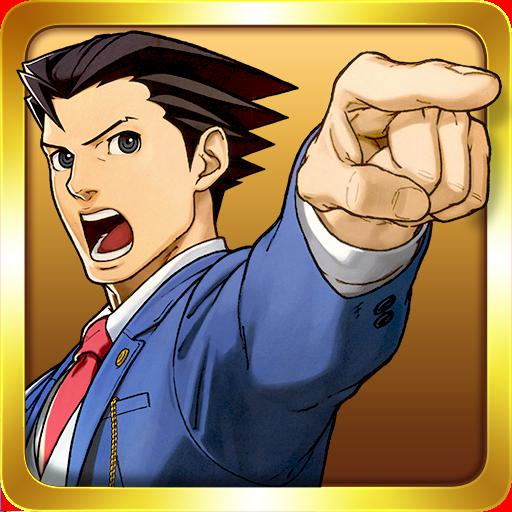 アイコン Ace Attorney: Dual Destinies