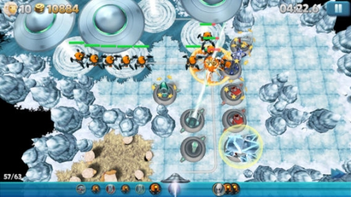 Tower madness 2 for iPhone for free