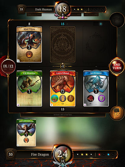 Earthcore: Shattered elements for Android
