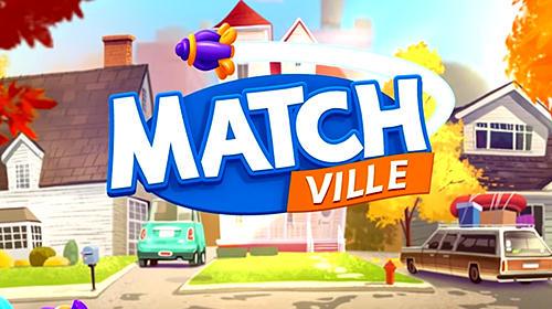 Скриншот Match ville на андроид