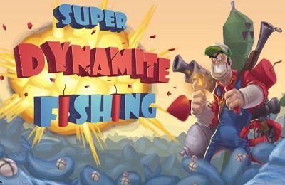 logo Pesca super dinamita