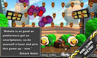 Roboto HD Screenshot