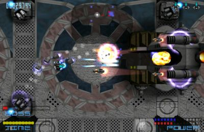 Space Tripper for iPhone
