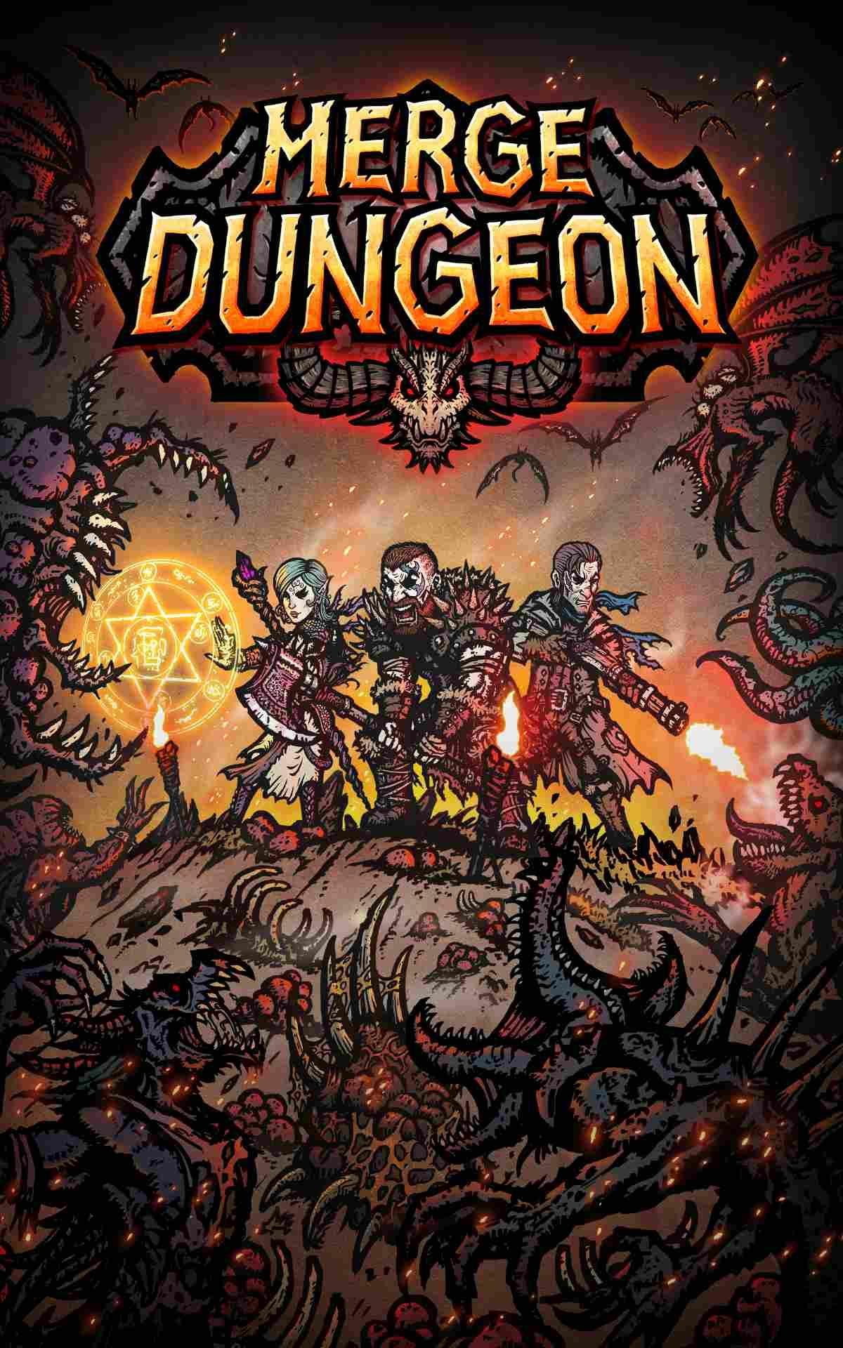 Merge Dungeon screenshot 1