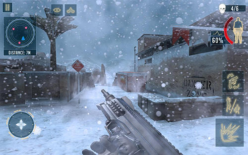 Frontline critical world war counter fire squad für Android
