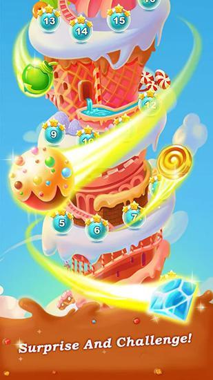 Candy paradise скриншот 1