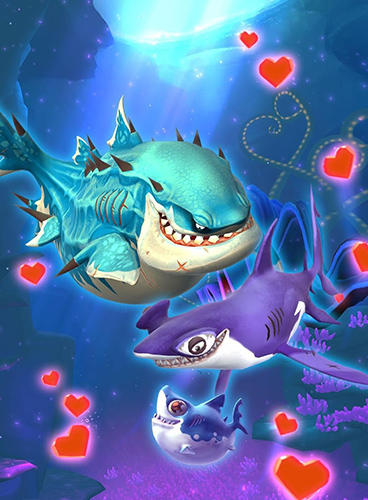 Hungry shark: Heroes für Android